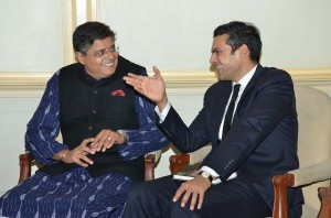 Rudra Chatterjee and Baijayant JAY Panda
