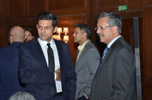 Rudra Chatterjee and Dr. Rajeev Singh