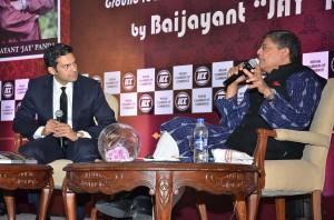 Rudra Chatterjee in conversation with Baijayant JAY Panda